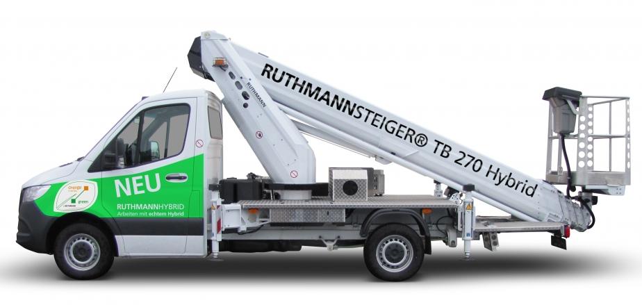 Ruthmann Steiger TB 270 Hybrid